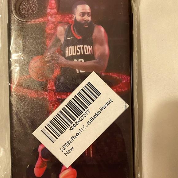 NBA Harden iPhone 11 case